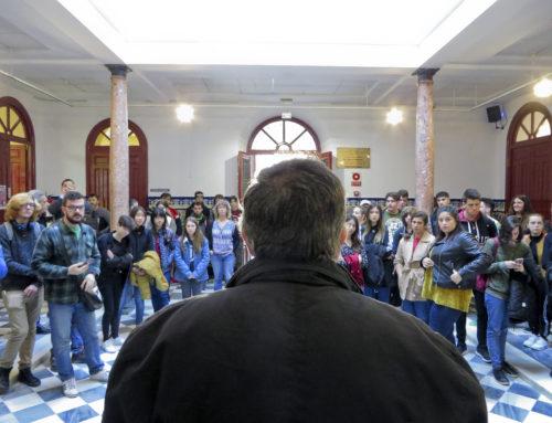 GranadaNueve expone en Motril